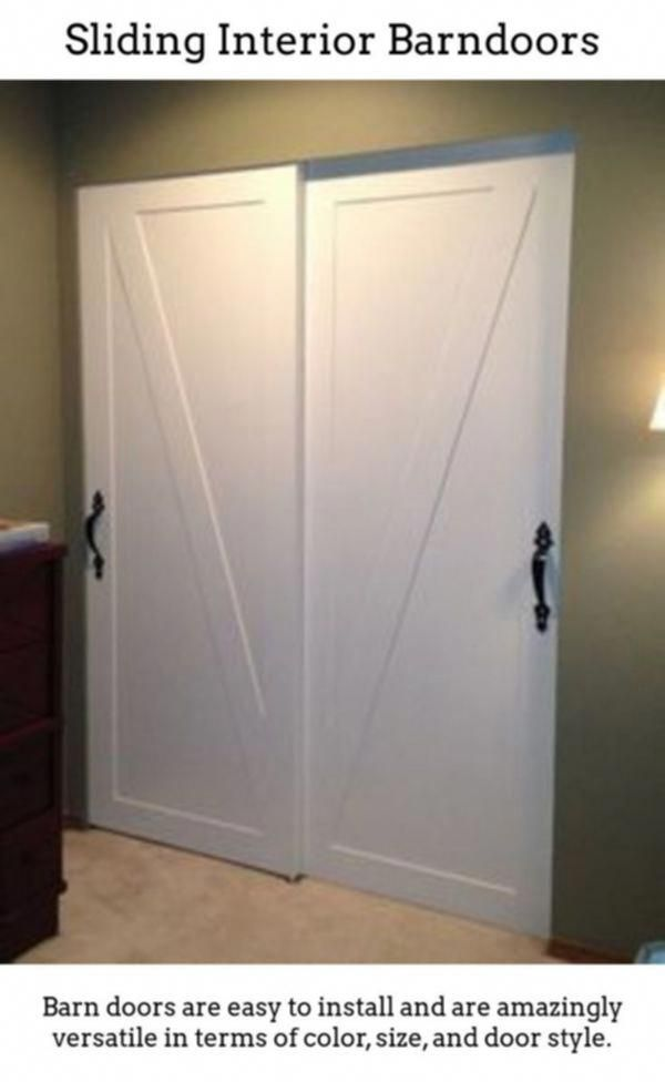 Residential Barn Doors Double Hung Barn Doors Louvered Interior
