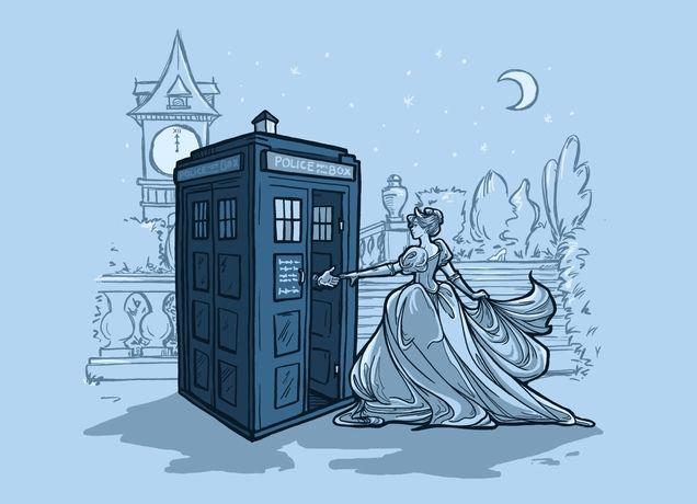 http://www.threadless.com/product/4075/Come+Away+with+MeKaren O'Neil, Tees Shirts, Disney Princesses, Doctorwho, Doctors Who, Karen Hallion, Dr. Who, T Shirts, Prince Charms