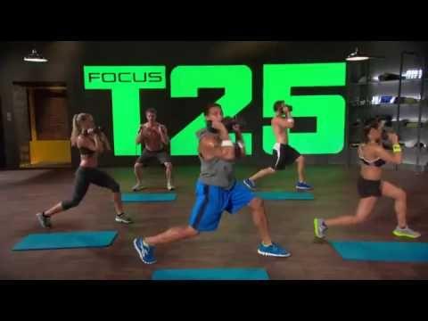 shaun t25 workout