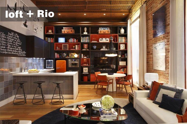 casa bellissimo blog arquitetura design decoracao urbanismo loft rio de janeiro casa cor apartamento rusticos tijolos demolicao