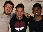 Manchester City stars revelled in Bristol City's shock Carabao Cup win over Manchester United during their Christmas party. Pep Guardiola's stars were out enjoying a lavish bash with 500 members of staff at swanky city centre bar Menagerie on Wednesday night. Sources have told Sportsmail that huge cheers could be heard shortly after Korey Smith's injury-time volley knocked out United.