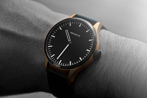 Neue Uhr: Defakto (von Ickler) - UhrForum