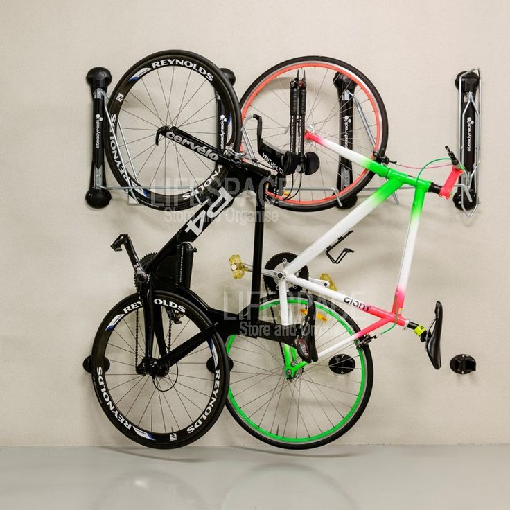 1000 ideas about wall mount bike rack on pinterest bike storage bike room and vertical bike rack. Black Bedroom Furniture Sets. Home Design Ideas
