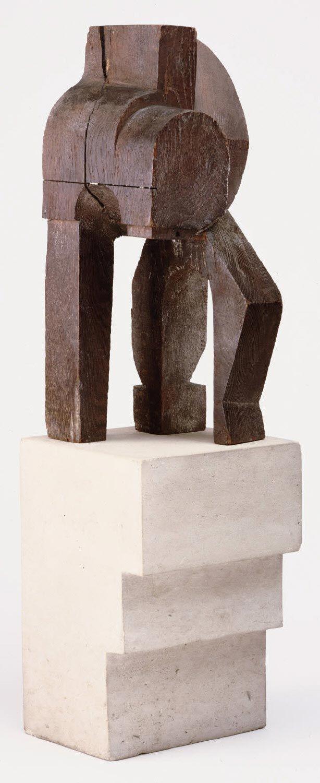 Brancusi, Constantin - Fils prodigue - Philadelphia Museum of Art