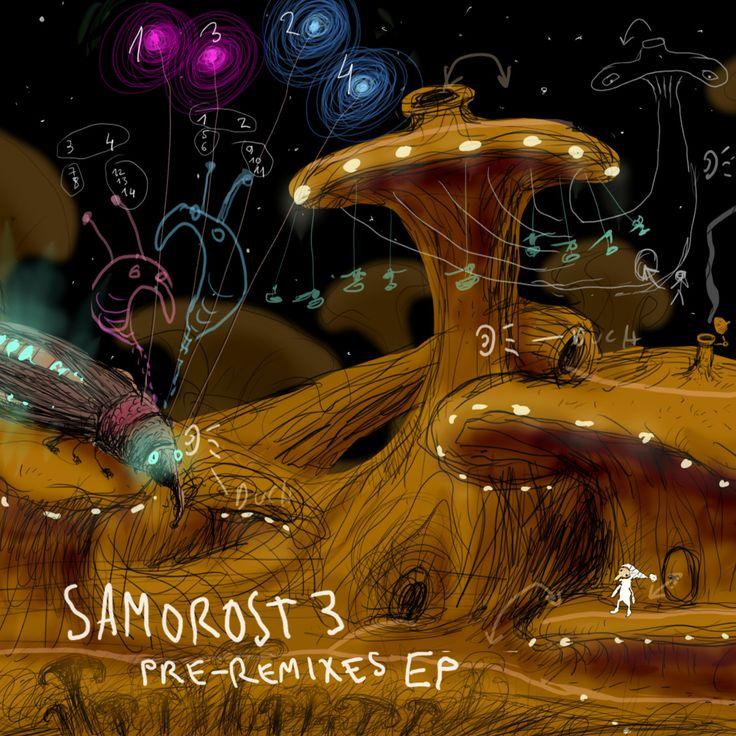 Floex nous propose un EP gratuit Samorost 3 Pre-Remixes pour patienter avant la sortie prochaine du jeu.