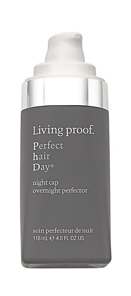 Pin for Later: Put Some Spring in Your Step With Our March Must Haves Living Proof Perfect Hair Day Night Cap Overnight Perfector