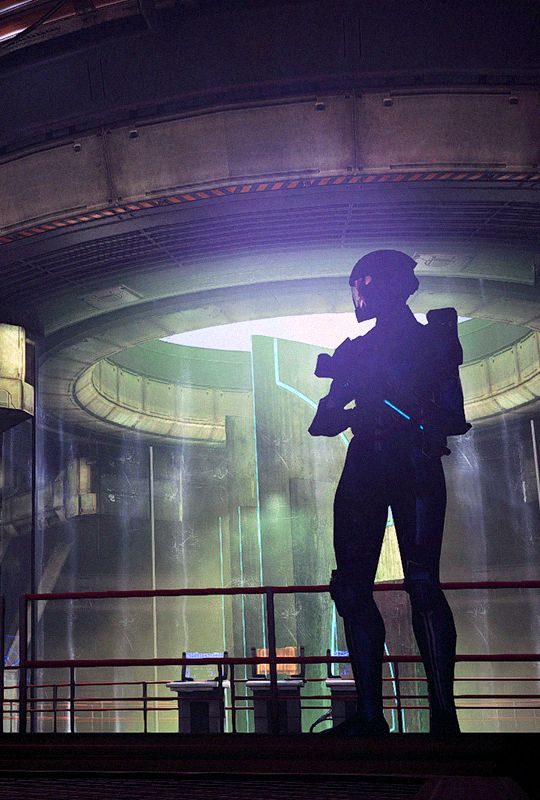 Mass Effect Ashley Williams