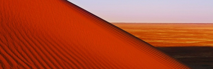 Simpson Desert, Northern Territory, Australia - Source: www.travelnt.com [ #click_through to see large format image]