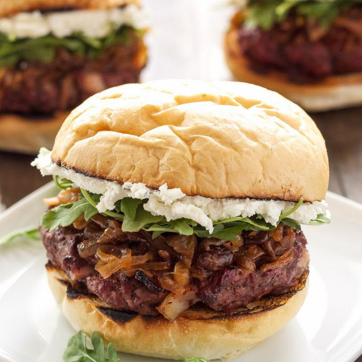 111 best FOOD - BURGERS images on Pinterest | Barbecue ...