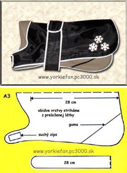 Patrones o moldes para confeccionar ropa para mascotas, en este caso los patrones están orientados a perros yorkshire terriers y otros perros pequeños. Aun así, con el patrón puedes adaptarlo, ampl…