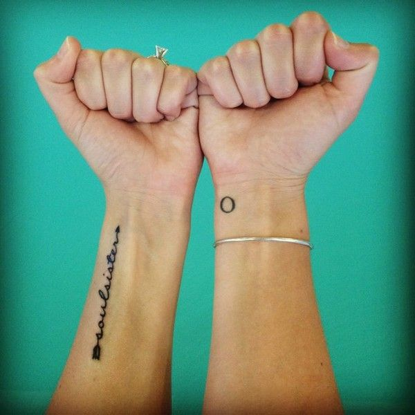 150 Perfect Matching Sister Tattoos for Special Bonding nice