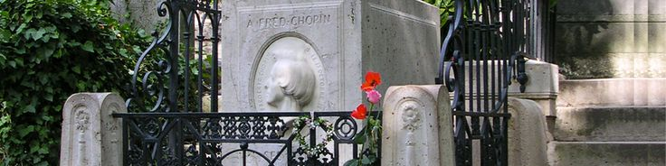 LA TAPHOPHOBIE DE CHOPIN - PCPL vous emmène au cimetière du Père Lachaise à Paris et vous révèle l'étrange angoisse qui hanta Frédéric Chopin à la fin de sa vie