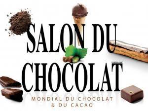 Cémoi sur le Salon du Chocolat 2017 • Hellocoton.fr