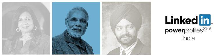Harjeet Khanduja among LinkedIn Power Profiles 2016