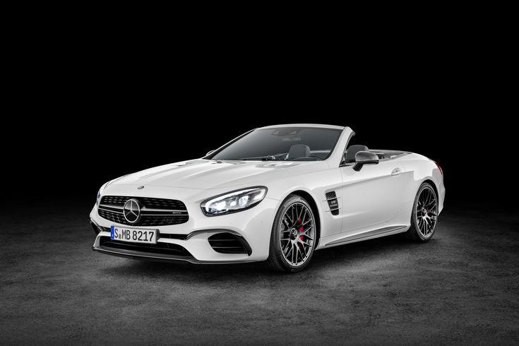 2017 Der Neue Mercedes SL Klasse Technische Daten