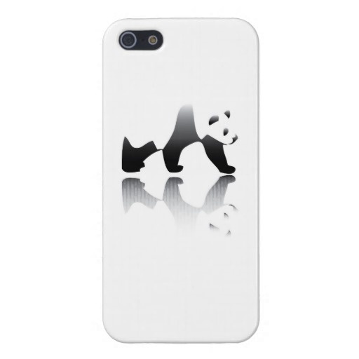 Endangered Panda Bear Picture iPhone 5 Covers