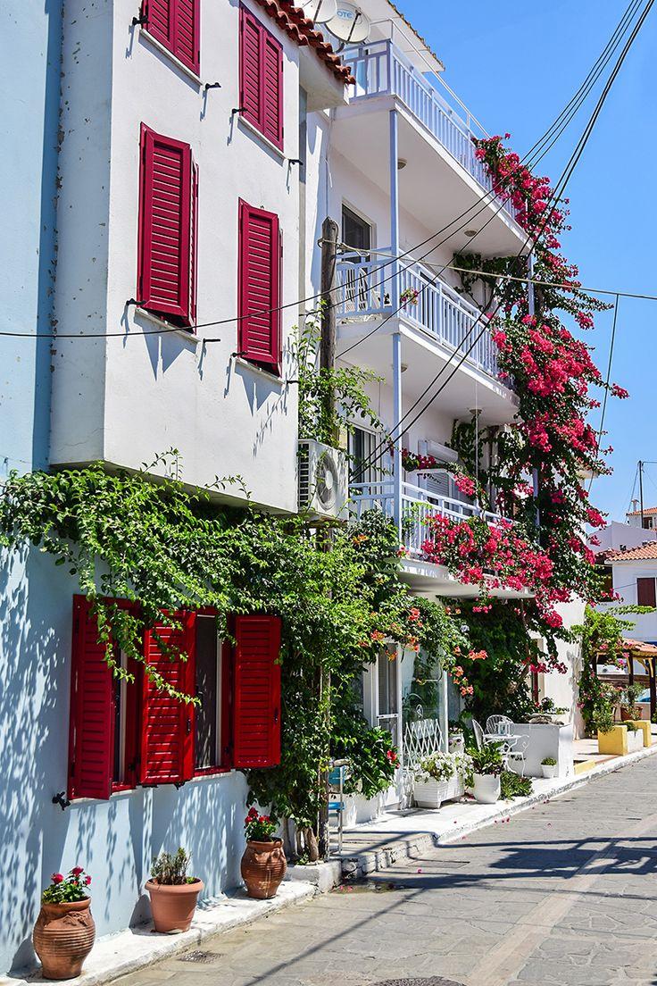 Kokkari - Samos, Greece