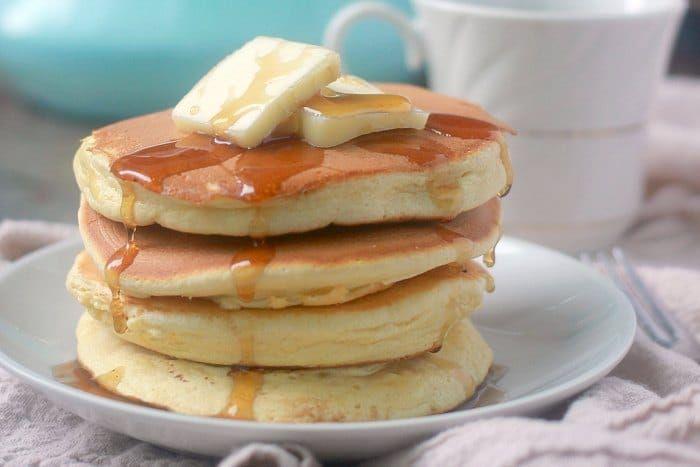 Pancakes Without Baking Powder Fluffy Souffle Pancakes Baker Bettie Recipe Souffle Pancakes Baking Powder Substitute Pancakes Recipe Without Baking Powder