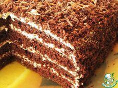 Торт кофейно-шоколадный - очень простой, очень быстрый, очень большой, пористый, влажный. Обсуждение на LiveInternet - Российский Сервис Онлайн-Дневников
