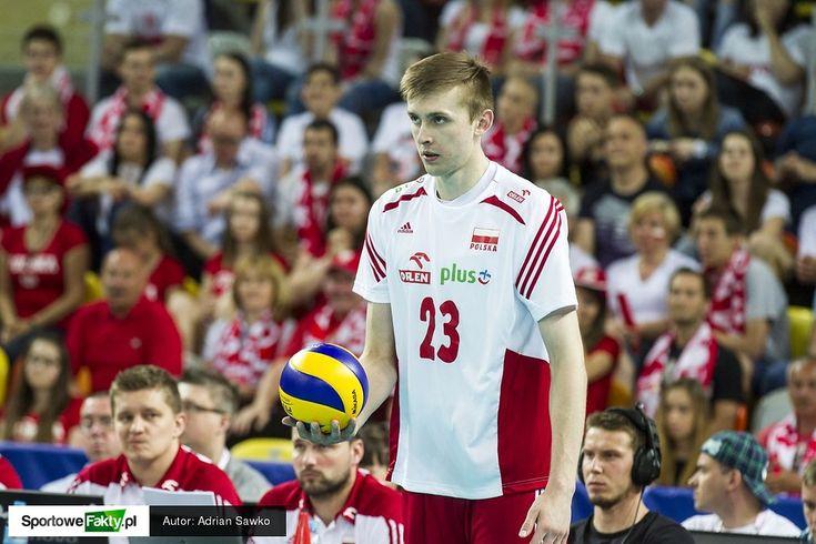 Polska - Iran 3:1 Liga Światowa 2015 - Galerie zdjęć - Siatkówka - SportoweFakty.pl Mateusz Bieniek