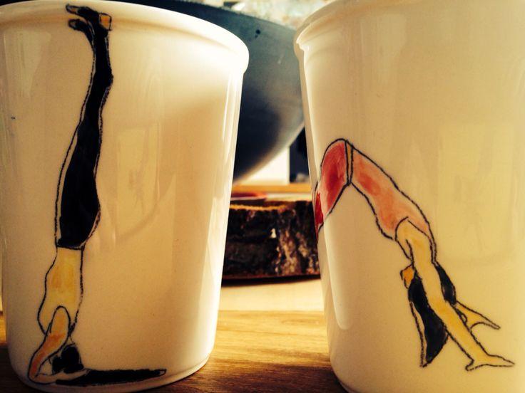 #Yogacups#madewithlove #art #handmade