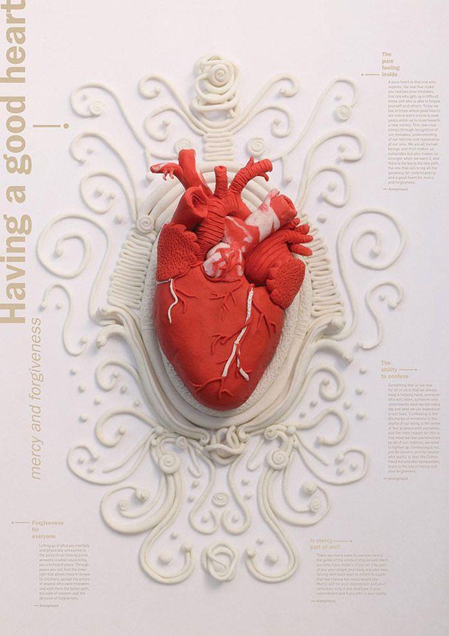 Trabajo manual y 3D en perfecta armonía, Carlo Cadenas http://blgs.co/92Z7_0