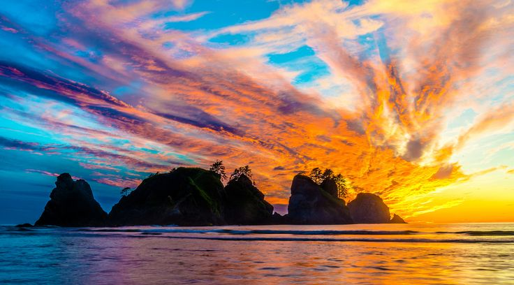 40 most scenic beaches worldwide