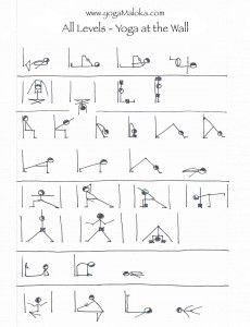 yin yoga sequence - Google Search