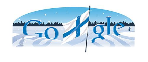 oxgerryberryxo:    6.12.2012 Finland's Independence Day :)