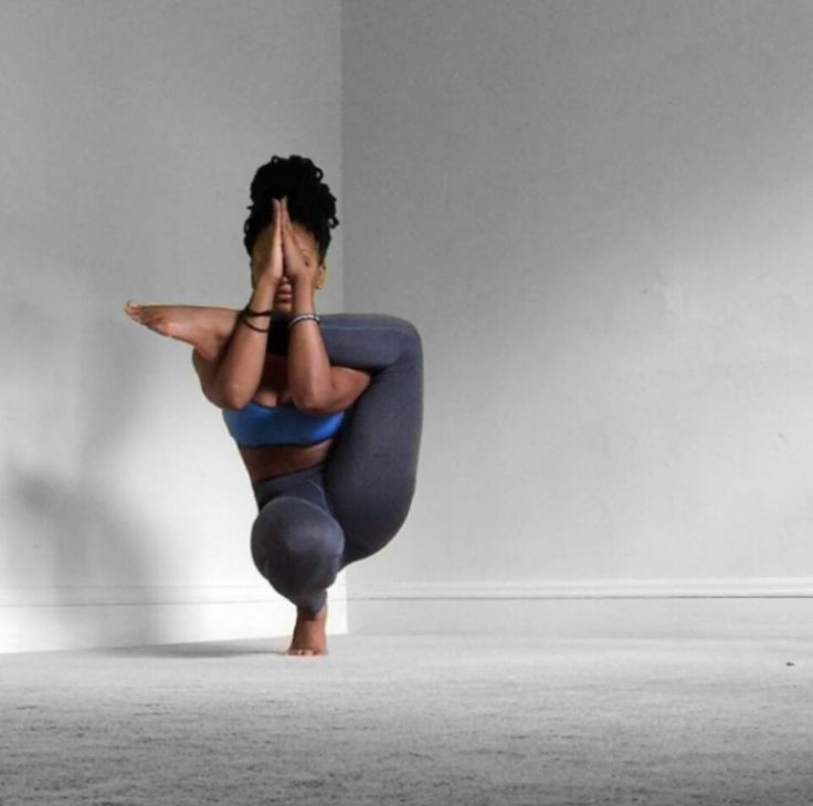 Image result for White dark-haired young man doing yoga