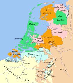 Wikipedia article about Dutch Republic