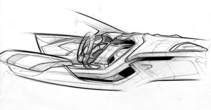 Gashetka | Transportation Design | 4.12.2014 | Ford Clay Modeling Master Class...