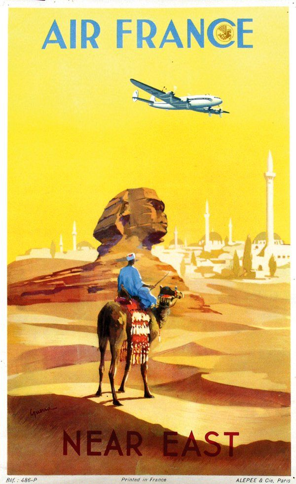 Anciennes affiches dAir France ancienne affiche air france 18 403x660 design bonus
