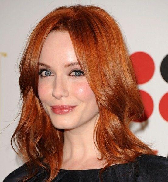 Copper hair color... Love love love it