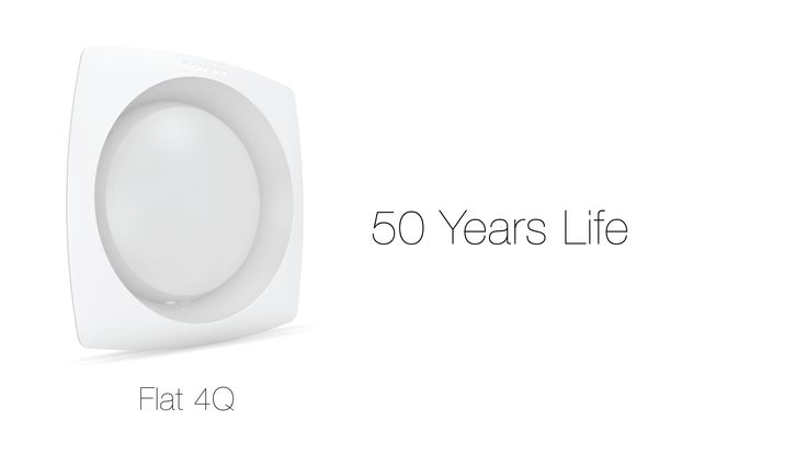 Every #CorviLEDLight comes with 50 Years Life Expectancy. #Becauselightisforeveryone