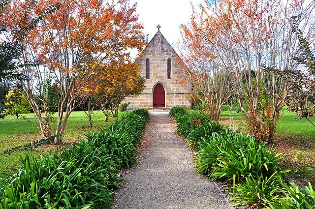 Wollombi Church, NSW - 2 hours from Syd