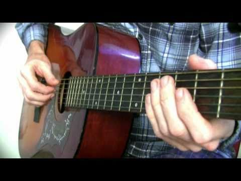 ▶ How To Play In the Ghetto by Elvis Presley (Guitar Lesson) Tutorial - YouTube