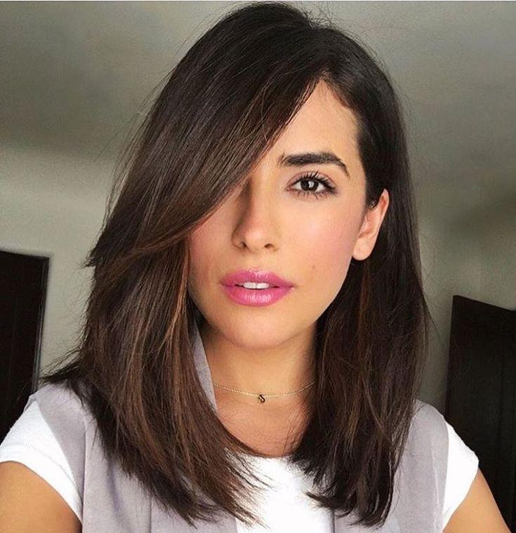 HD wallpapers brunette hair styles