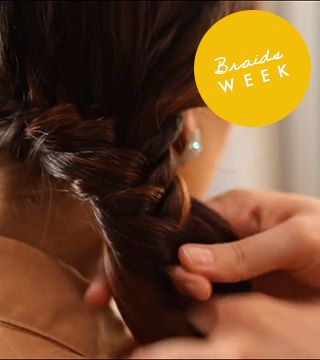 WATCH: How to Create a Side Fishtail Braid - Daily Makeover