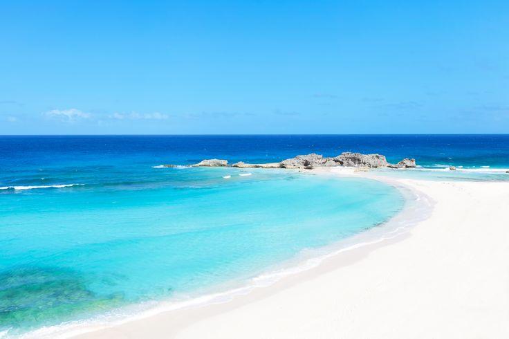 Another typical Caribbean view...   #caribbean #turksandcaicos #beach #ocean #relax