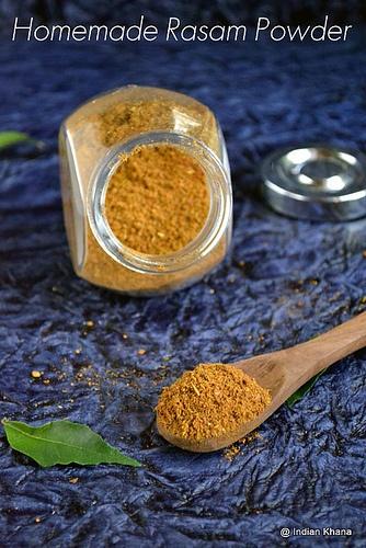 Homemade Rasam Powder Recipe