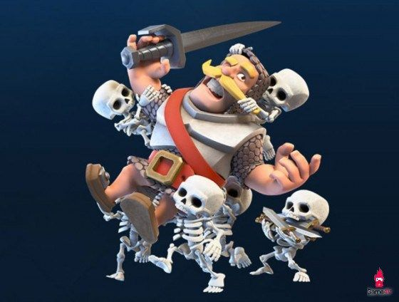 game clash of clans cho android 2.3