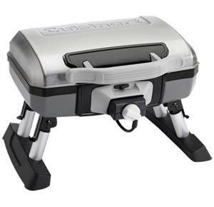 #Conair #Cuisinart #Outdoor #Electric #Tabletop #Grill: It #provides #authentic #grilling #flavor, #fitting #easily on #tabletops #with its# folding#table #base. The #porcelain #enamel #coated #grill #grate #boasts #ample #cooking #space.