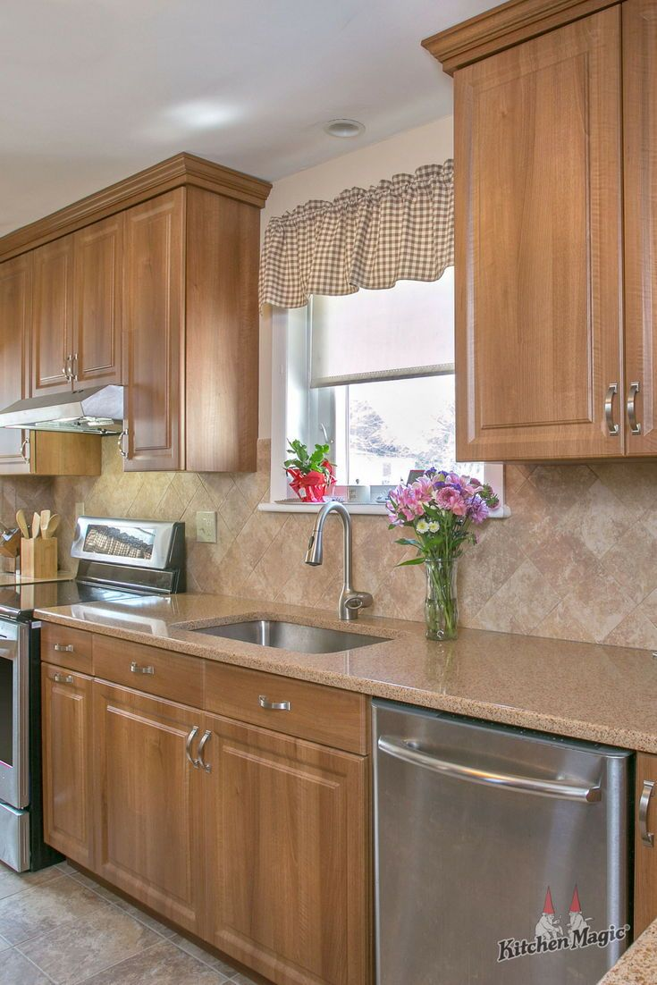 He Is Happiest Be He King Or Peasant Who Finds Peace In His Home Johann Wolfgang Von Goethe Classic Kitchens Kitchen Design Small Classic Kitchen Design