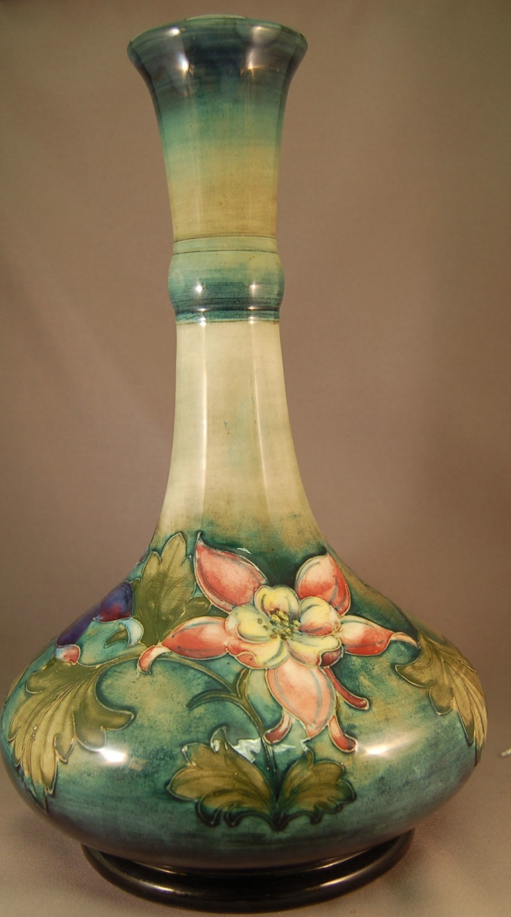 17 Best Images About Moorcroft Pottery On Pinterest Auction Pomegranates And Pottery