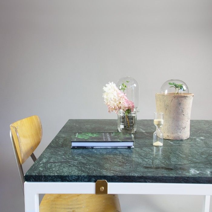 Sideboard Till Kok : Betonggruvan  Matbord marmor Verde Guatemala  Betonggruvan