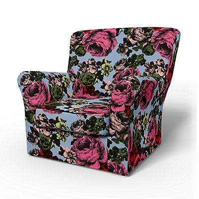 Tomelilla Armchair cover - Armchair Covers | Bemz