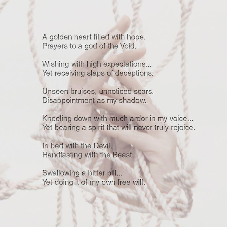 #MisterFulgence #gothic #poem #poetry #devil #beast #prayer #Azathoth #bruises #scars