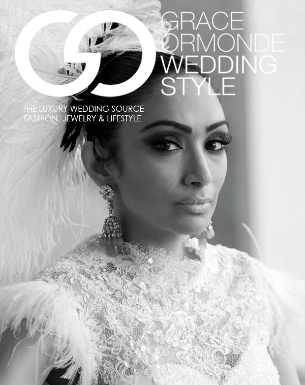 Grace Ormonde Wedding Style Cover Option 1 #theluxuryweddingsource