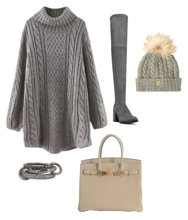 """""""Invpra"""" by pasha21 on Polyvore featuring Stuart Weitzman, SPINELLI KILCOLLIN and Holland Cooper"""